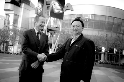 Byd photo004 Corporate Photography | Richest Man in China